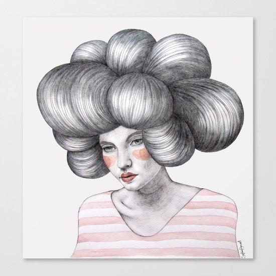 Agata Canvas Print