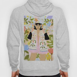 I Want To See The Beauty In The World Hoody