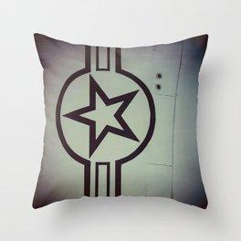 Air Force Insignia Throw Pillow