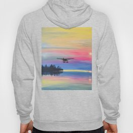 Sunset Beaver Hoody