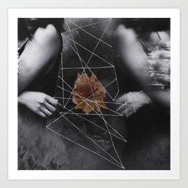 Cradle Art Print