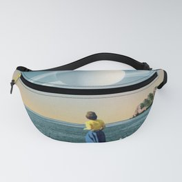 Watching Planets Fanny Pack