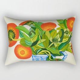 Marigolds Rectangular Pillow