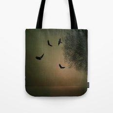Morgenstimmung  Tote Bag