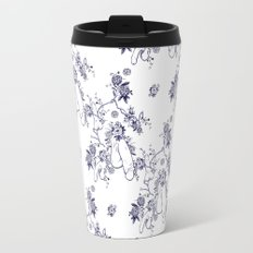 Penis Pattern Travel Mug