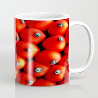 titan Mugs featuring titan arum by Doug McRae