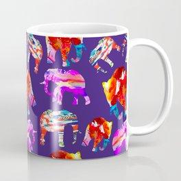 Funky Elephant Coffee Mug