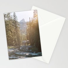 Sunset in the Backcountry Stationery Cards