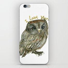 ZEUS iPhone Skin