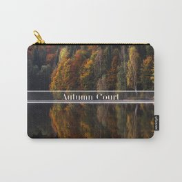 Autumn Court Carry-All Pouch