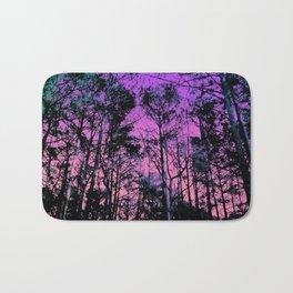 Forest (Sunset) Bath Mat