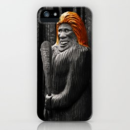Great Minds Think Alike. Trump 2020 iPhone Case