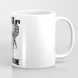 save the elephants Coffee Mug