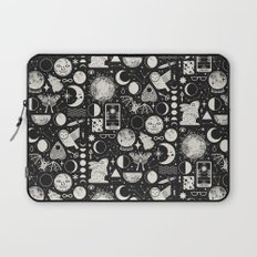 Lunar Pattern: Eclipse Laptop Sleeve