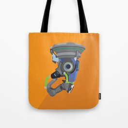 Lucio's Sonic Amplifier Postcard Tote Bag