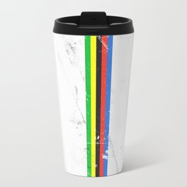 Jersey minimalist cycling Travel Mug