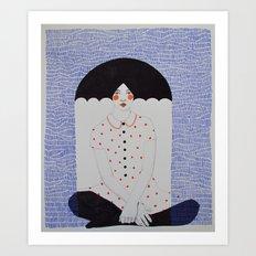 Mariela Art Print