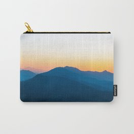 Mighty Himalayan Mountains Carry-All Pouch
