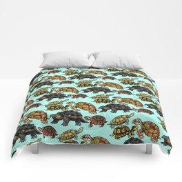 Turtle Skin Comforters