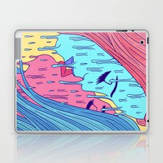 Psychedelic Lovers Laptop & iPad Skin