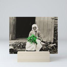 Sauna Whisk Mini Art Print