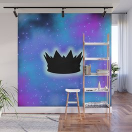King of the galaxy Wall Mural