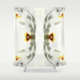 m´nude Shower Curtain