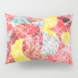 Colorful abstract artwork Pillow Sham