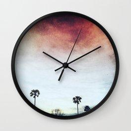 threes Wall Clock