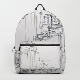 Views of West Philly Backpack