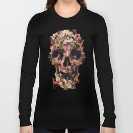 Jungle Skull Long Sleeve T-shirt