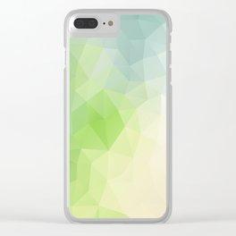 """""""Fresh spring air"""" Clear iPhone Case"""