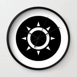 Sun Ideology Wall Clock