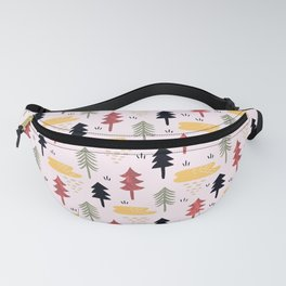 Summer Forest Fanny Pack