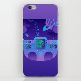 Cosmic Journey iPhone Skin