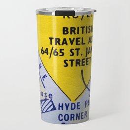 Streets of London 2 Travel Mug