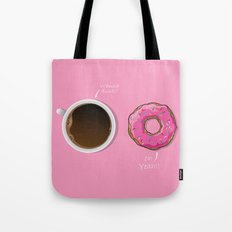 Tasty Combination Tote Bag