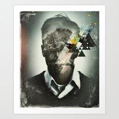 Existentialism Art Print