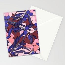 Pink Olives Stationery Cards