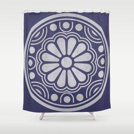 Kamon Alma Shower Curtain