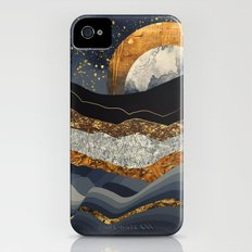 Metallic Mountains Slim Case iPhone (4, 4s)