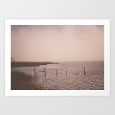 Coastal Morning Art Print