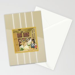 The Maids of Honour by Velázquez (Las Meninas)  Stationery Cards