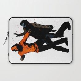 Zombie Fist Fight! Laptop Sleeve