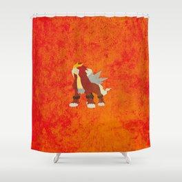 244 ntei Shower Curtain