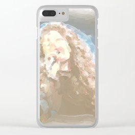Lorde Clear iPhone Case