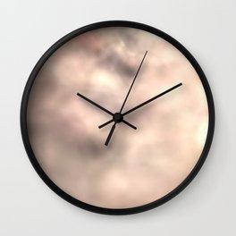 Fly: Smoky Wall Clock