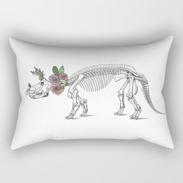 Tri-rosie-tops Rectangular Pillow