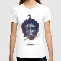 smoke T-shirts featuring Smoke by tkaracan