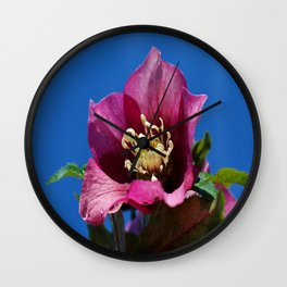 Tempt an Angel Wall Clock